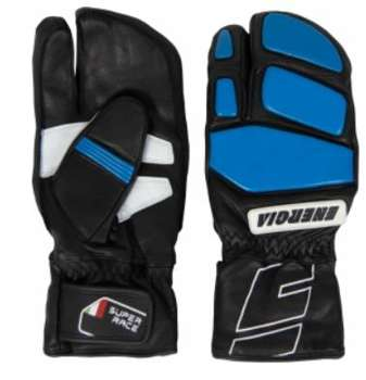 Handschuhe ENERGIAPURA GLOVES MOFFOLA SOFT RACE BLACK/TURQUOISE