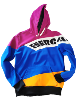 Softshell ENERGIAPURA FELPA NEW WORKOUT