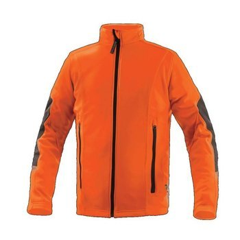Softshell ENERGIAPURA GIUBBINO GARDENA COLOR ORANGE - 2021/22